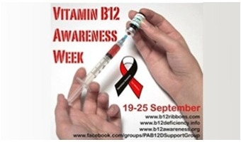 B12 Awareness Week: My Journey to discovering I had Pernicious Anaemia & B12 Deficiency